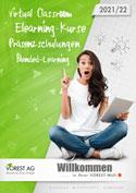 Cover Katalog mit allen Ausbildungen der VOREST AG